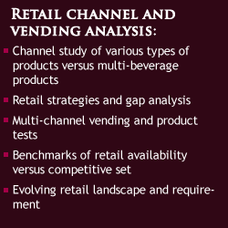 Retail Channel and Vending Analysis