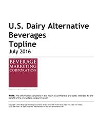 The Dairy & Dairy Alternatives Market