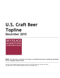 Craft Beer Market Projections